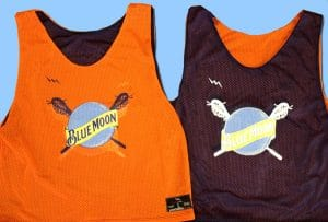 Blue Moon Lax Pinnies