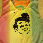 Bobs Big Boys Pinnies