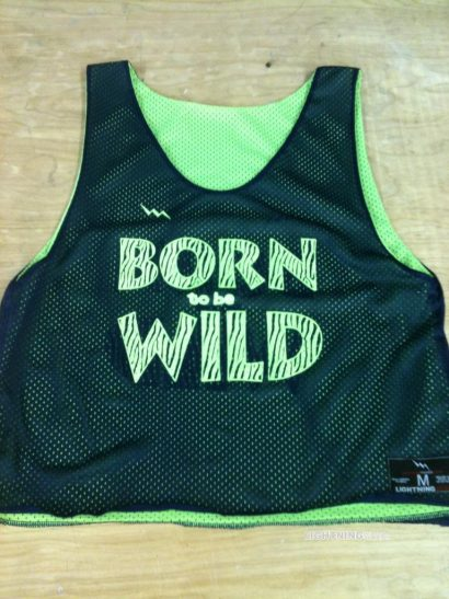 born to be wild pinnies