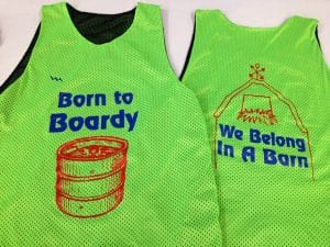Boardy Pinnies