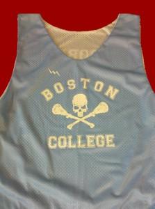 boston college pinnies