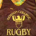 Boston College Rugby Pinnies