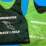 Brewster Track Jerseys