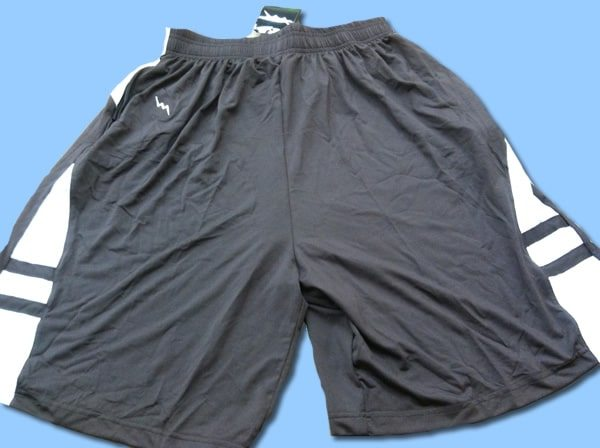brown lacrosse shorts