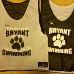 Bryant Swimming Pinnies