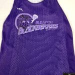 Budapest Blackberries Lacrosse Pinnies