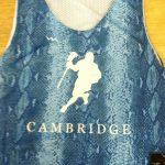 Cambridge Lacrosse Pinnies