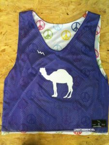 Peace Sign Reversible Jerseys