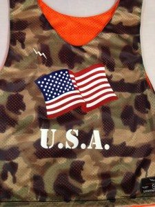 Camouflage Basketball Jerseys