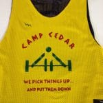 Camp Cedar Pinnies