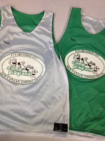 camp playland pinnies