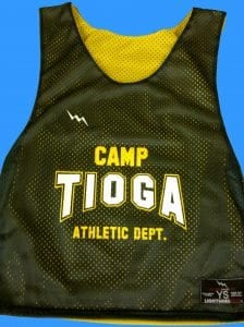 camp tioga pinnies