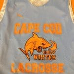 Cape Cod Lacrosse Pinnies