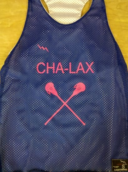 cha lax pinnies