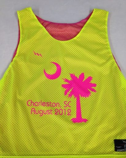 charleston south carolina pinnies