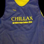 Navy Blue Gold Pinnies