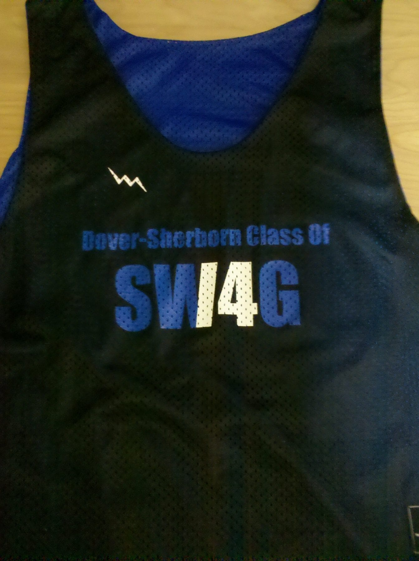 class of swag pinnies