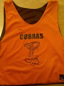 reversibles pinnies