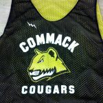 Commack Cougars Pinnies
