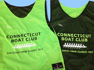 connecticut boat club pinnies