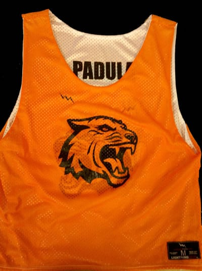 cougar pinnies cougar reversible jerseys