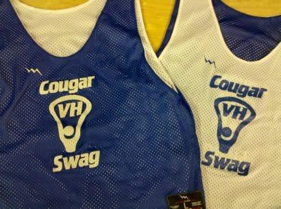 cougar swag pinnies