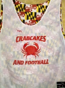 Maryland Flag Pinnies