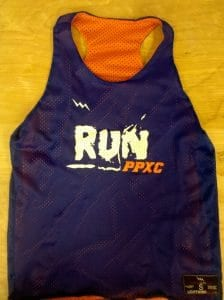 cross country pinnies
