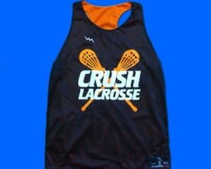 Racerback Lax Pinnies