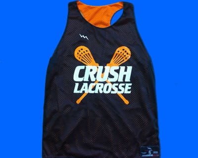 crush lacrosse pinnies