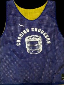 cushing chuggers pinnies