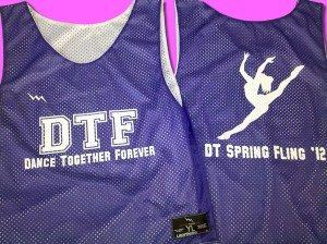 Dance Together Forever Pinnies