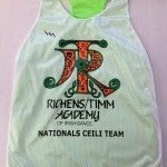 Irish Dance Team Pinnies – Richens Timm Academy Pinnies