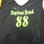 Daytona Beach Pinnies – Daytona Beach Reversible Jerseys – Custom beach pinnies