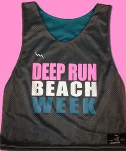 Deep Run Beach Week Pinnies