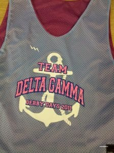 delta gamma pinnies