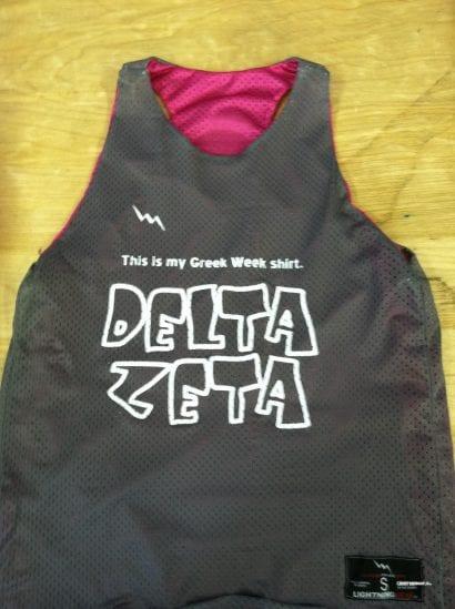 delta zeta pinnies