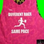 Different Race Same Place Pinnies