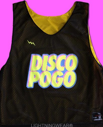 disco pogo pinnies