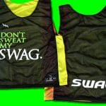Don't Sweat My Swag Pinnies – Dont Sweat My Swag Reversible Jerseys – Rasta Pinnies –  Swag Pinnies – Easton Connecticut Pinnies