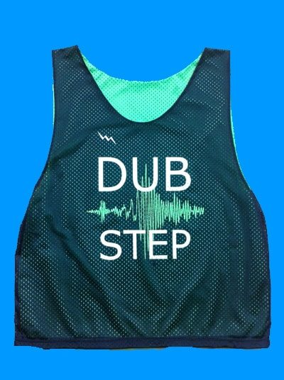 dub step pinnies
