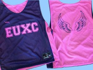 eu cross country pinnies