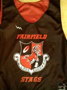 Fairfield Stags Pinnies