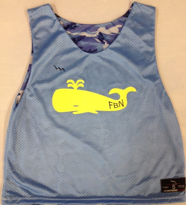 fbw whale pinnies