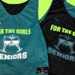 Girls Senior Pinnies