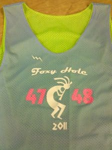 Foxy Hole Pinnies