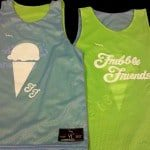 Fribble Friends Basketball Pinnies