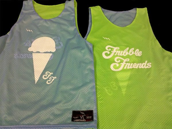 fribble friends pinnies