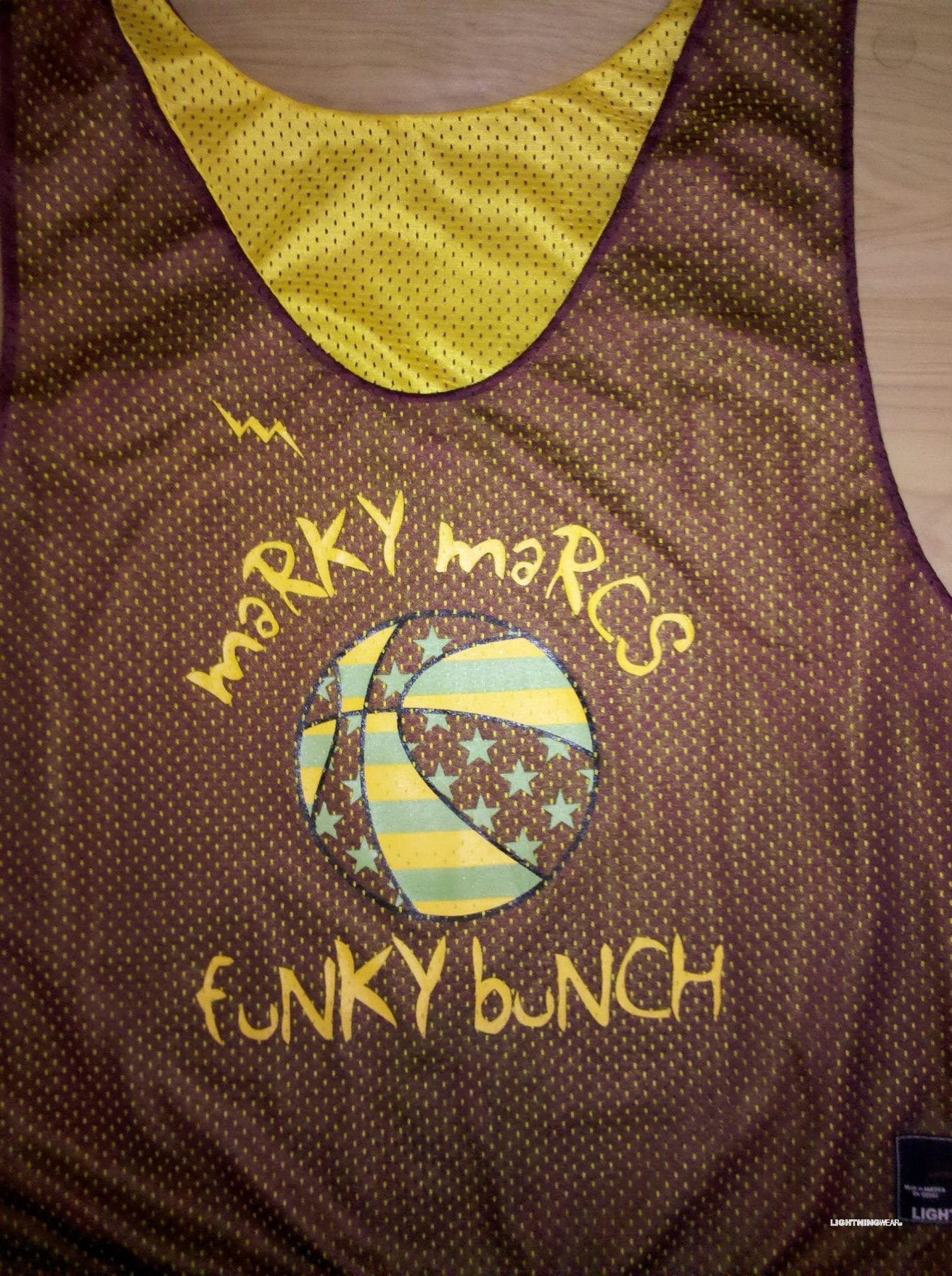 funky bunch pinnies