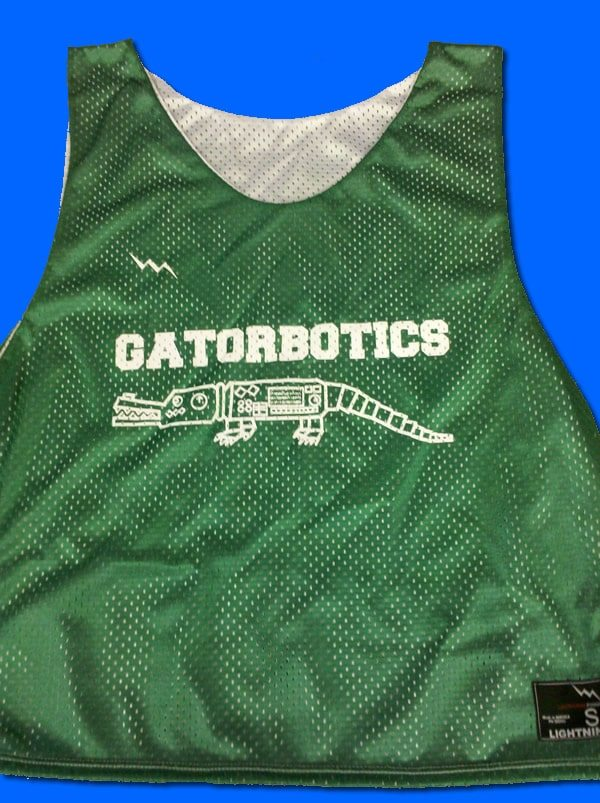 gatorbotics pinnies